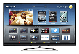 Smart TV von Philips