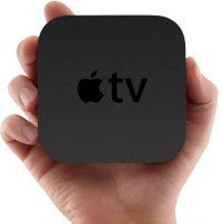 die kleine Apple TV Set Top Box