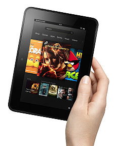 Kindle Fire HD und Lovefilm
