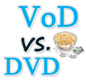Video on Demand oder DVD Verleih - Was ist besser?