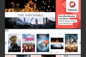videoload video on demand